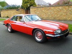 Navigate to Lot 184 - 1992 Jaguar XJS Coupé