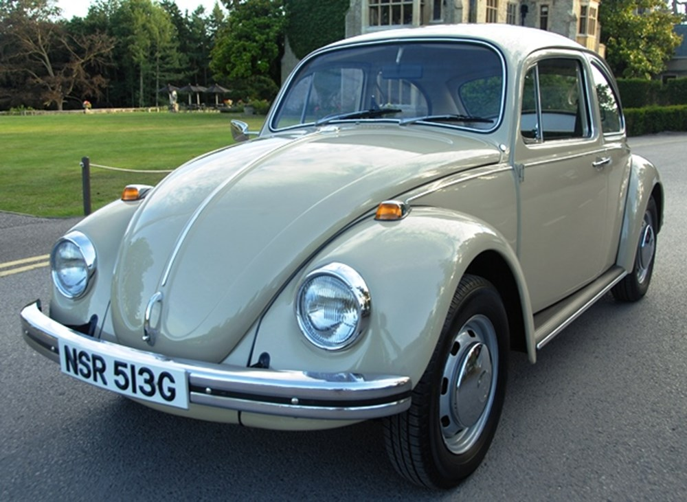 Lot 233 - 1969 Volkswagen Beetle 1300