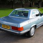 Mercedes-Benz 420SL (blue) -