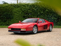 Navigate to Lot 239 - 1987 Ferrari Testarossa
