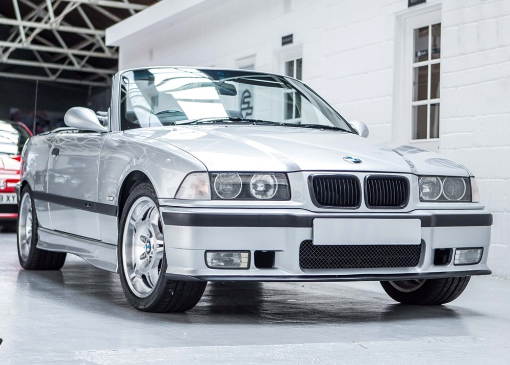 Lot 235 - 1998 BMW M3 E36 Evolution Cabriolet