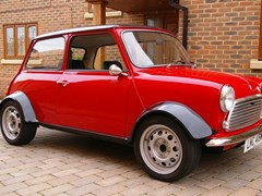 Navigate to Lot 322 - 1981 12851 Morris Mini Special