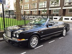 Navigate to Lot 238 - 1997 Bentley Azure