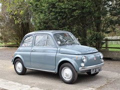 Navigate to Lot 201 - 1966 Fiat 500