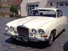 Navigate to Lot 188 - 1963 Jaguar  Mk. X Saloon (3.8 litre)