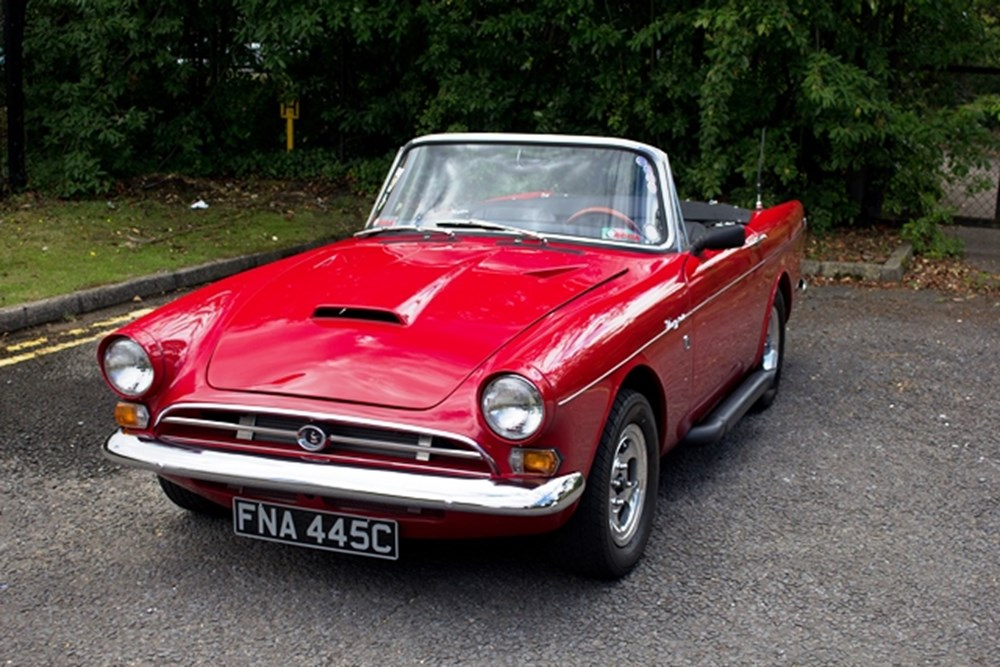 Lot 231 - 1965 Sunbeam Tiger