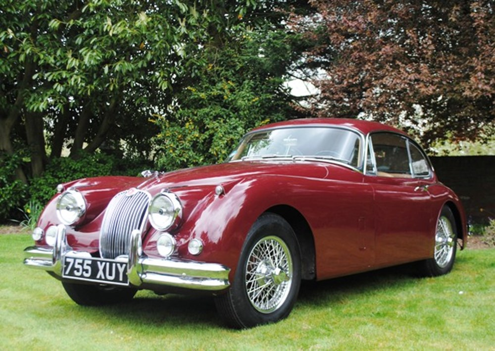 Jaguar xk150 specialist classic sports car auctioneers for Who owns jaguar motor company