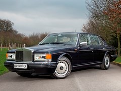 Navigate to Lot 265 - 1998 Rolls-Royce Silver Spur