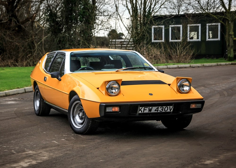 1979  Lotus Elite 504 *WITHDRAWN