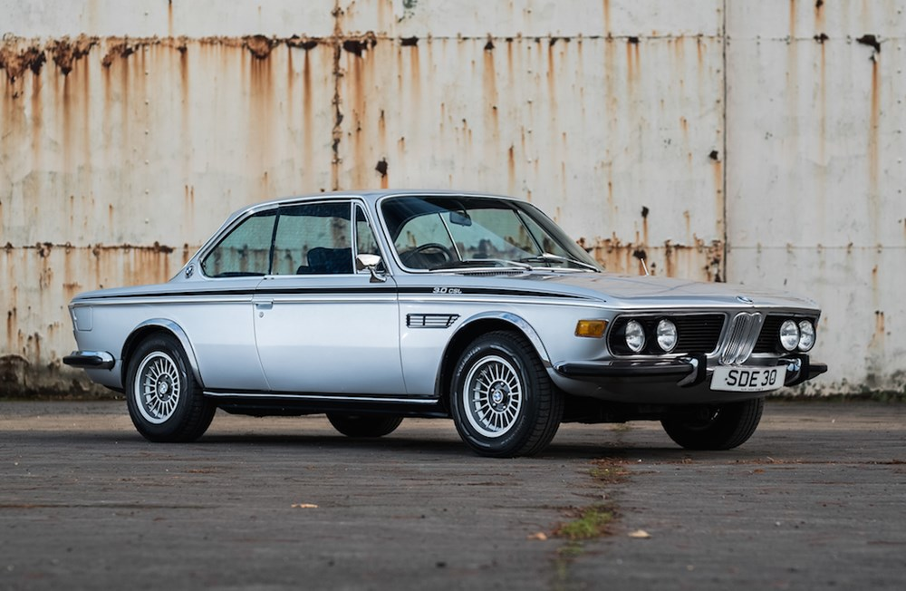 Bmw 3.0 Csl >> Ref 97 1972 Bmw 3 0 Csl Classic Sports Car Auctioneers
