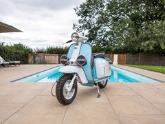 Navigate to Lot 111 - 1964 Lambretta TV200S
