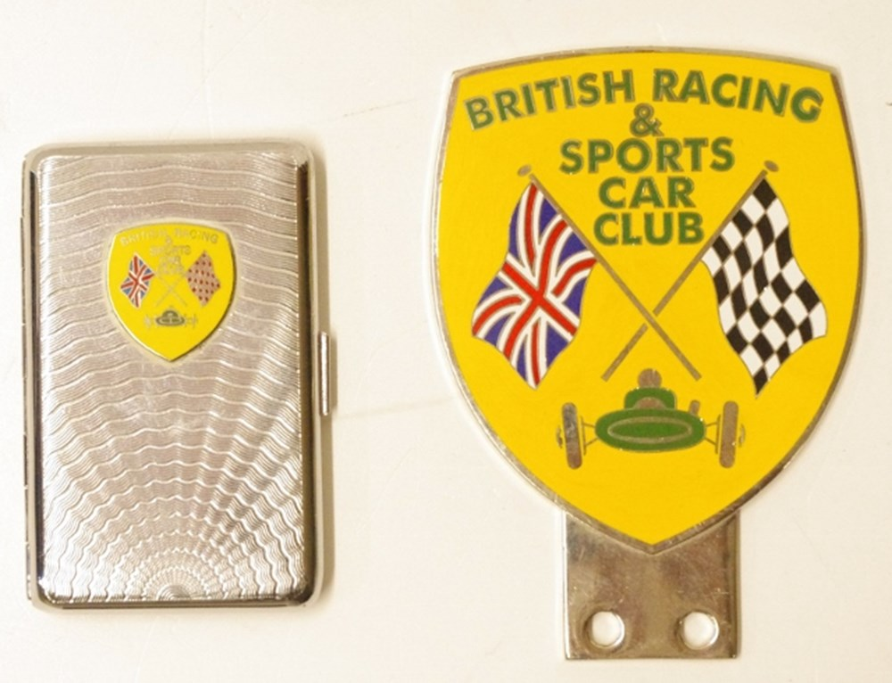 Lot 64. - British Racing and Sports Car Club