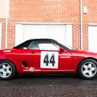 Ref 97 1995 MGF Ex-Works Car -