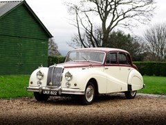 Navigate to Lot 387 - 1955 Armstrong Siddeley Sapphire