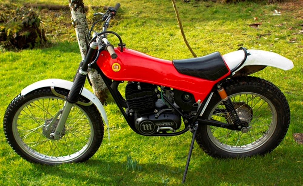 Lot 385 - 1977 Montesa Cota 348 Rathmell Replica
