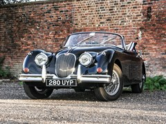 Navigate to Lot 168 - 1960 Jaguar XK150SE Drophead Coupé