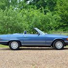 Ref 38 1984 Mercedes Benz 280 SL Roadster -
