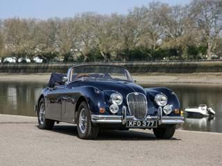 Ref 7 1959 Jaguar XK150 Drophead Coupé to S-Specification SB