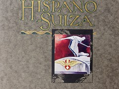 Navigate to Hispano Suiza range brochure