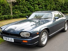 Navigate to Lot 212 - 1989 12947 XJR-S