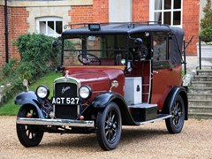 Navigate to Lot 244 - 1933 Austin London Taxi Landaulette