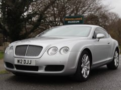 Navigate to Lot 144 - 2004 Bentley Continental GT