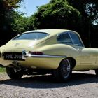1968 E-Type Series I Fixedhead Coupé -