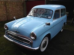 Navigate to Lot 214 - 1959 Hillman Husky Series 1