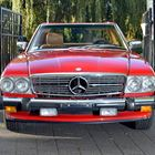 Ref 68 1986 Mercedes-Benz 560 SL Roadster -