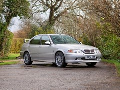 Navigate to Lot 271 - 2001 MG Rover ZS180