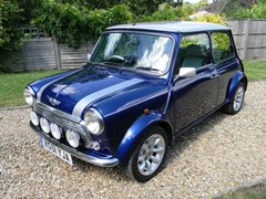 Navigate to Lot 343 - 2001 Mini Cooper Sport 500