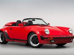 Navigate to Lot 311 - 1989 Porsche 911 Turbo-body Speedster