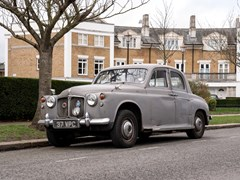 Navigate to Lot 279 - 1961 Rover P4 100 Saloon