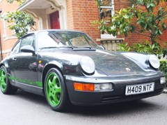 Navigate to Lot 232 - 1990 Porsche 911/964 Carrera 2 Coupe