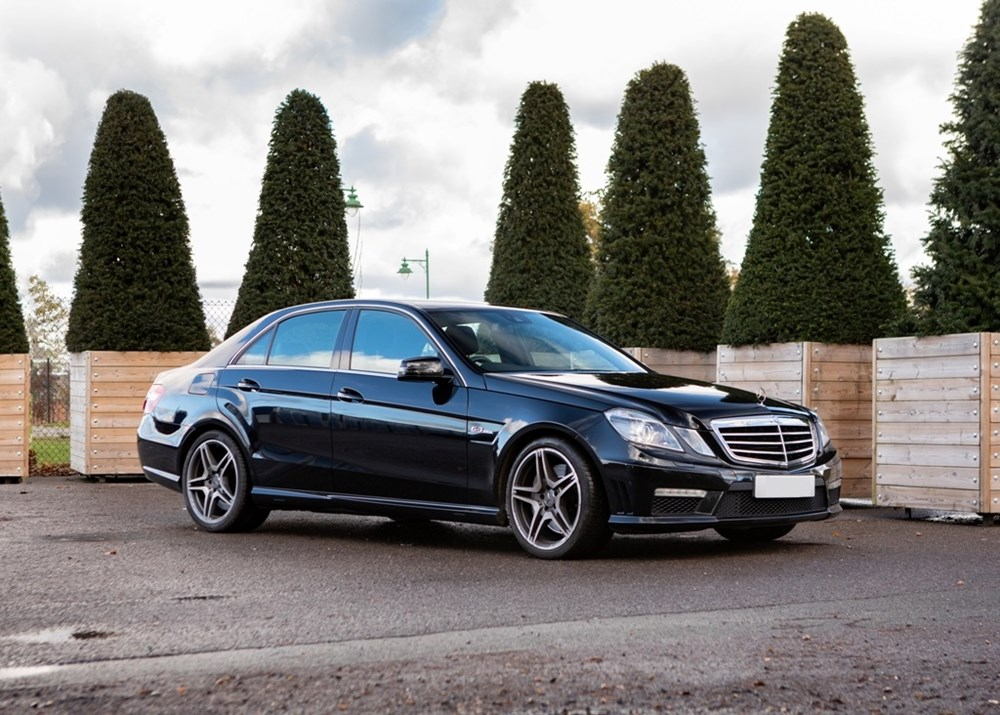 Lot 238 - 2011 Mercedes-Benz E63 AMG