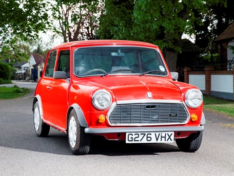 REF 108 1990 Rover mini Mayfair