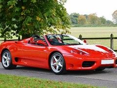 Navigate to Lot 246 - 2005 Ferrari 360 Modena Spider