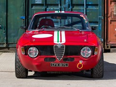Navigate to Lot 185 - 1965 Alfa Romeo Giulia GT Sprint