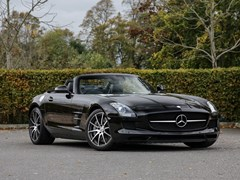 Navigate to Lot 157 - 2013 Mercedes-Benz SLS Roadster (6.3 litre)