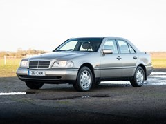 Navigate to Lot 255 - 1995 Mercedes-Benz C280 Elegance