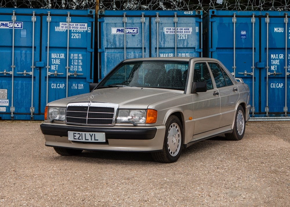 Ref 27 1988 Mercedes-Benz 190E 2 3 16v Cosworth