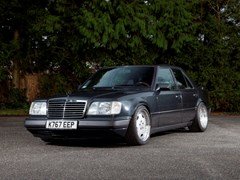 Navigate to Lot 122 - 1993 Mercedes-Benz 320 E LoTec Turbo