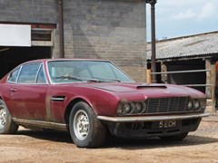 Navigate to Lot 281 - 1971 12848 DBS V8 Saloon Restoration
