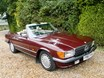 1988 Mercedes-Benz 300SL Roadster