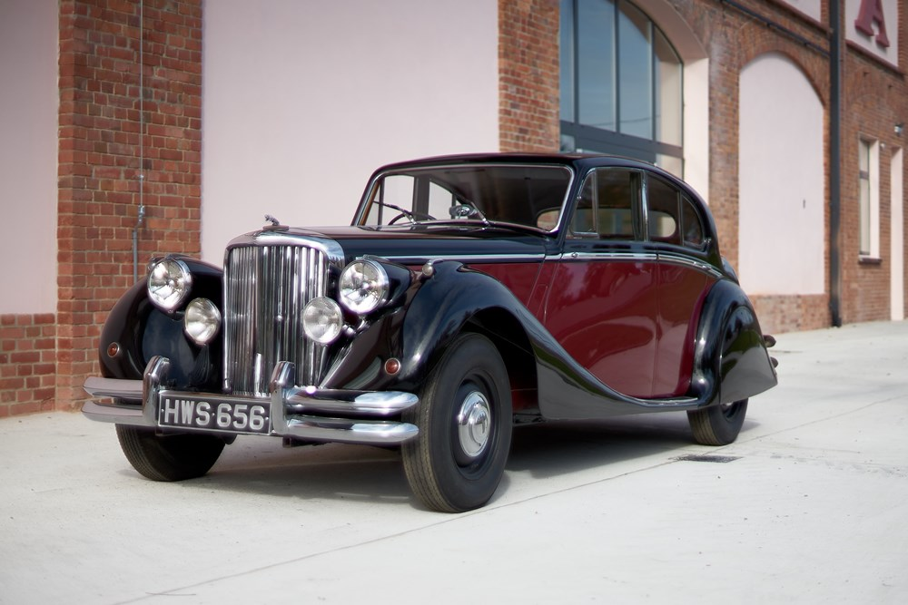 Lot 127 - 1951 Jaguar Mk. V Saloon (3½ litre)