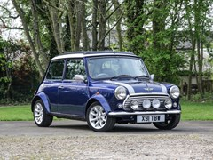 Navigate to Lot 228 - 2000 Rover Mini Cooper Sport