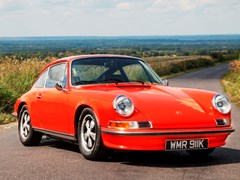 Navigate to Lot 283 - 1972 Porsche 911S (2.4 Litre)
