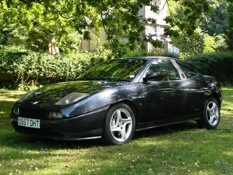 1998 Fiat Coupé 20v Turbo