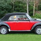 Ref 73 1978 Volkswagen Beetle 1303 Convertible by Karmann -