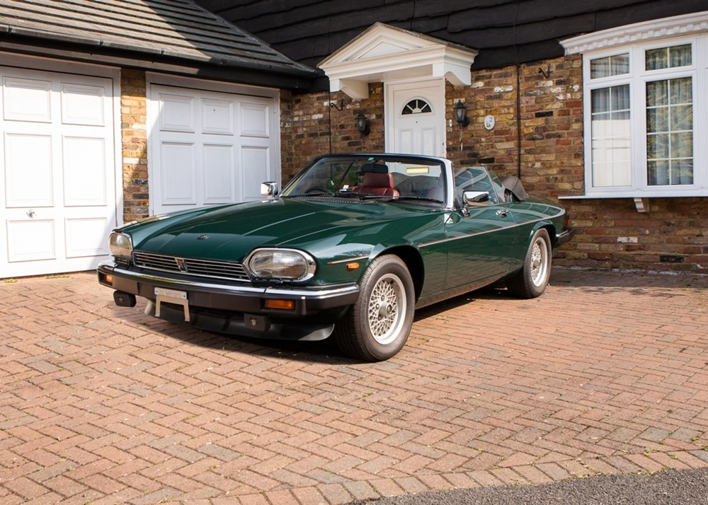 Lot 248 - 1988 Jaguar XJS Convertible (5.3 litre)